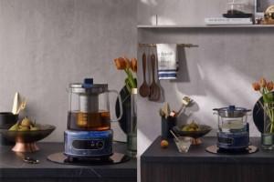 德国卡梭推出IH磁感玻璃养生壶